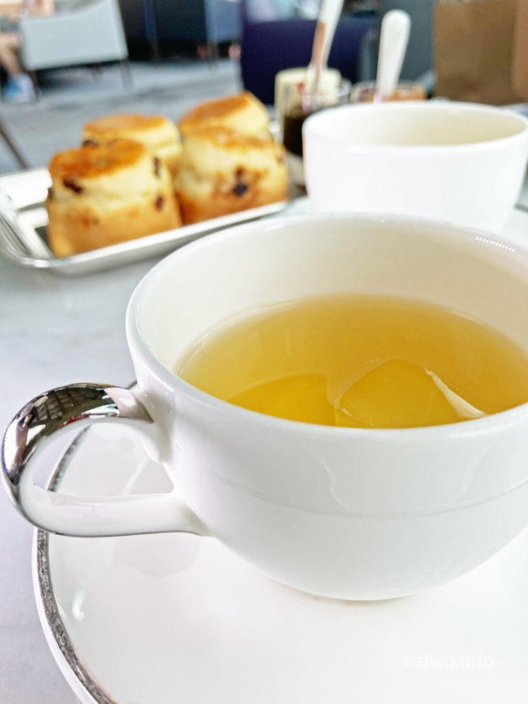 桂花香芬冰茶