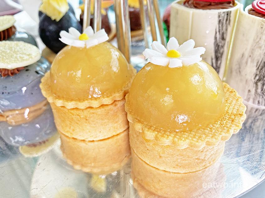 菠蘿芒果撻