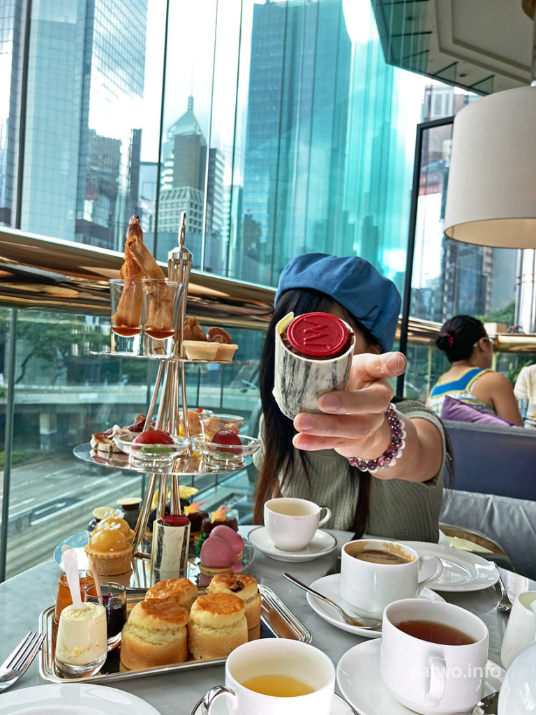 JW Marriott The Lounge Afternoon Tea For Two
