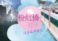 海心公園魚尾石+粉紅橋