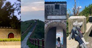 【中國偽旅行】睇長城唔使去大灣區 本地4個迷你長城 連綿海邊城牆景色壯麗