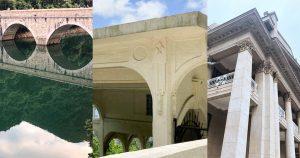 【羅馬偽旅行】意大利古羅馬風石橋歷史悠久 山頂纜車站台恍若巴洛克建築物