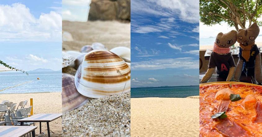 【芭提雅偽旅行】東涌神秘沙灘穿越Pattaya 3公里長沙粒幼細異國風滿滿
